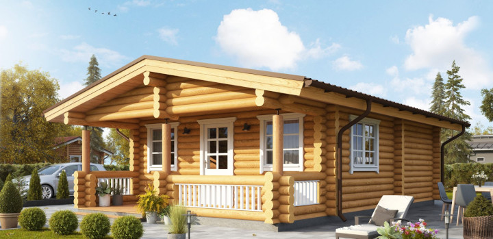 living-log-home-2-bed