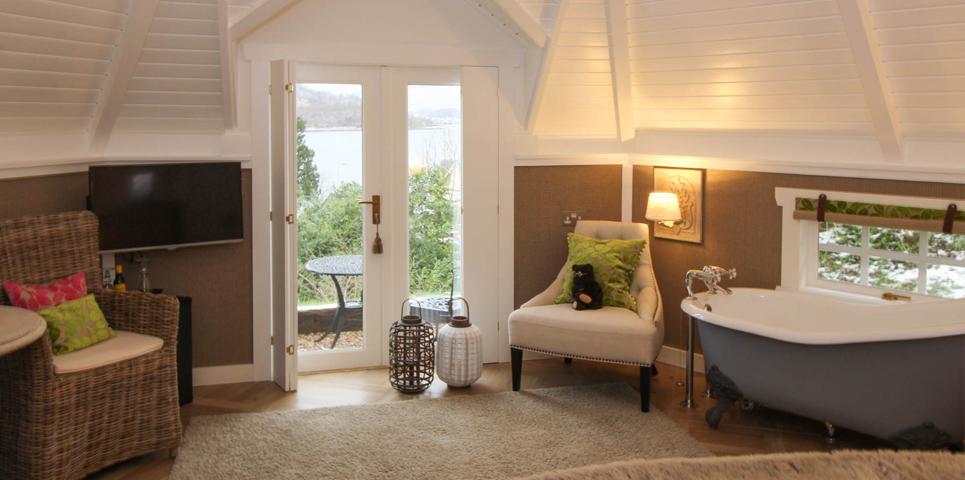 Glamping Interior