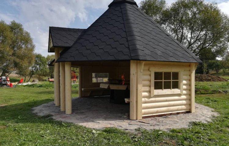 open cabin